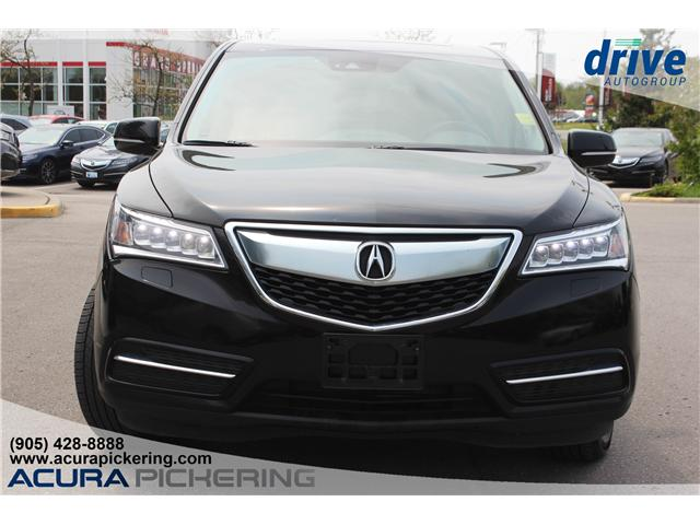 2016 Acura MDX Technology Package (Stk: AP4854) in Pickering - Image 4 of 37