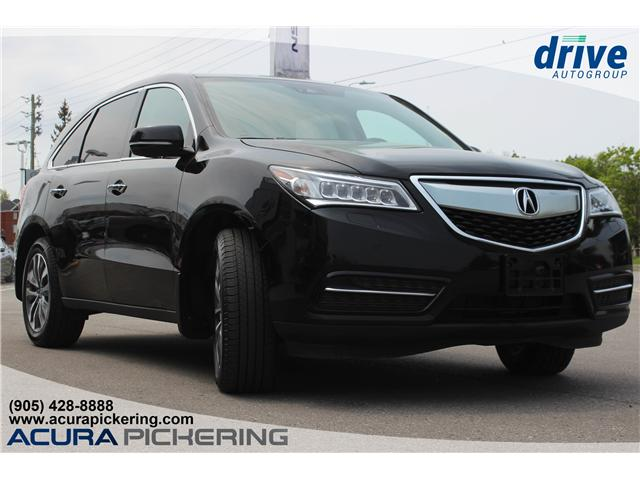 2016 Acura MDX Technology Package (Stk: AP4854) in Pickering - Image 5 of 37
