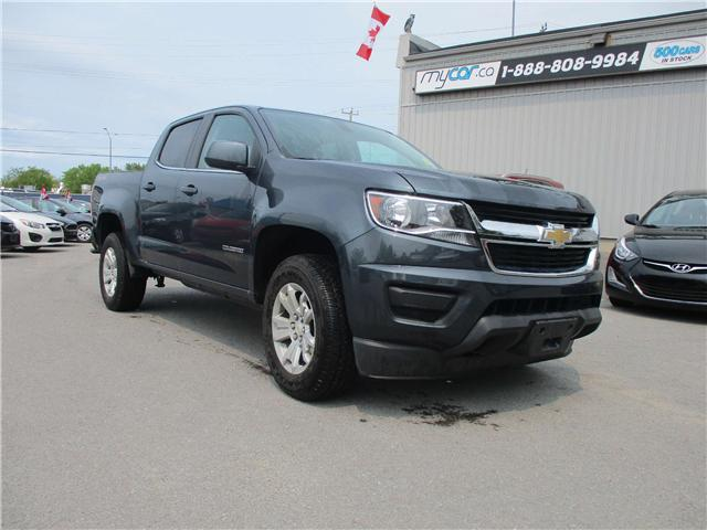 2019 Chevrolet Colorado LT (Stk: 190553) in North Bay - Image 1 of 13
