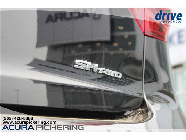 2016 Acura MDX Technology Package (Stk: AP4854) in Pickering - Image 36 of 37