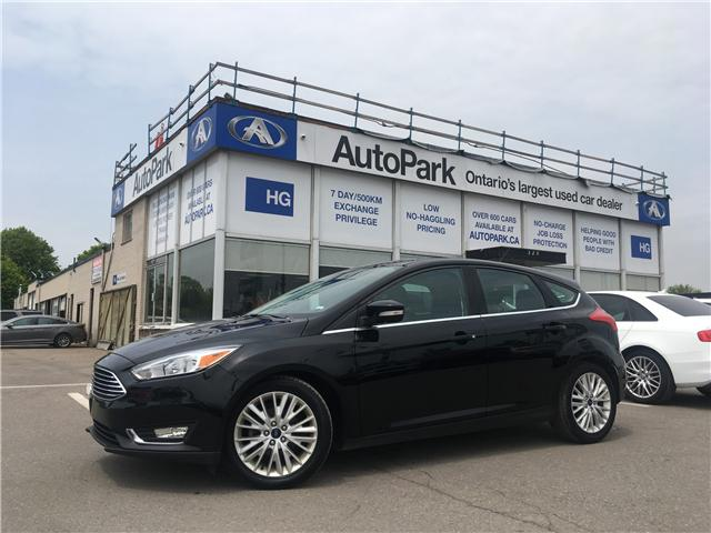 2018 Ford Focus Titanium (Stk: 18-90141) in Brampton - Image 1 of 27