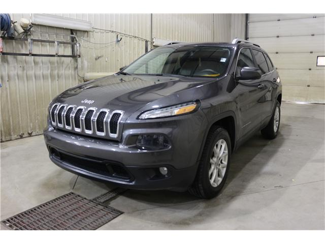 2014 Jeep Cherokee North (Stk: JT127B) in Rocky Mountain House - Image 1 of 21