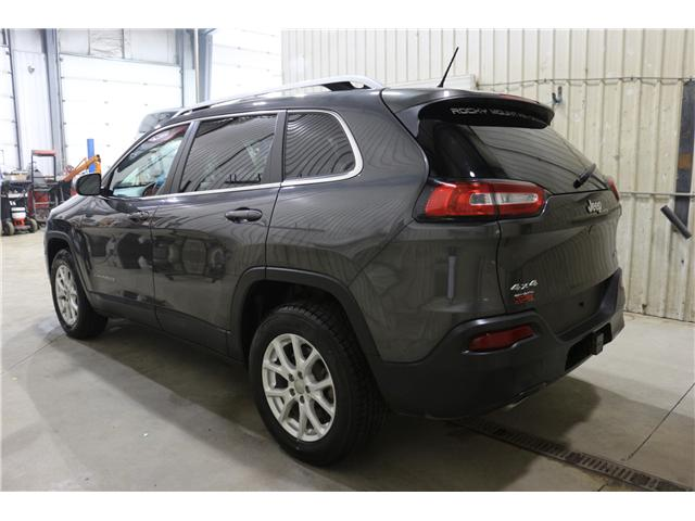 2014 Jeep Cherokee North (Stk: JT127B) in Rocky Mountain House - Image 4 of 21