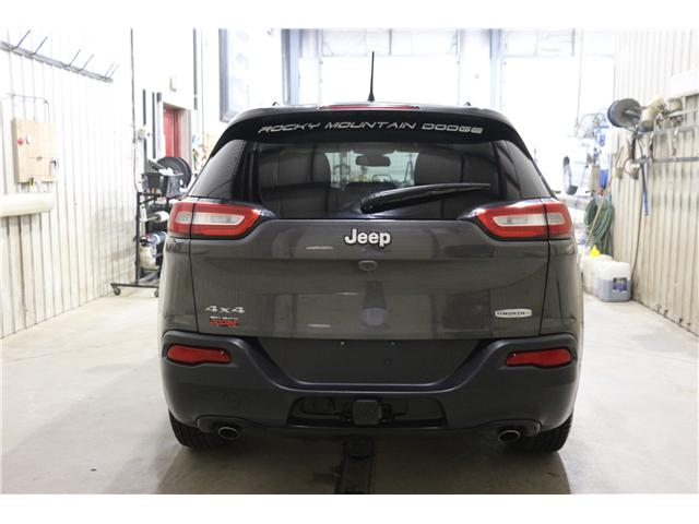 2014 Jeep Cherokee North (Stk: JT127B) in Rocky Mountain House - Image 6 of 21