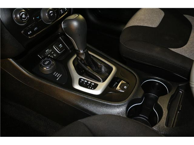 2014 Jeep Cherokee North (Stk: JT127B) in Rocky Mountain House - Image 16 of 21