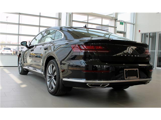 2019 Volkswagen Arteon 2.0 TSI (Stk: 69329) in Saskatoon - Image 4 of 23