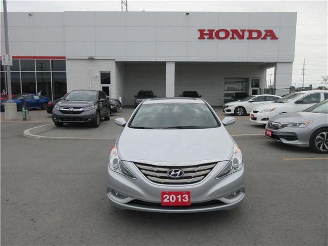 2013 Hyundai Sonata SE (Stk: 27100A) in Ottawa - Image 2 of 14