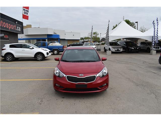2016 Kia Forte 2.0L EX (Stk: PP459) in Saskatoon - Image 2 of 25