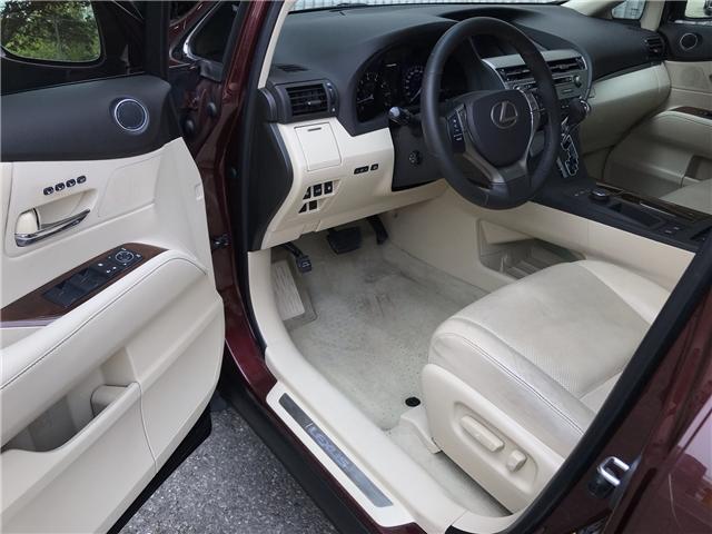 2015 Lexus RX 350 Sportdesign (Stk: 28162A) in Markham - Image 13 of 25