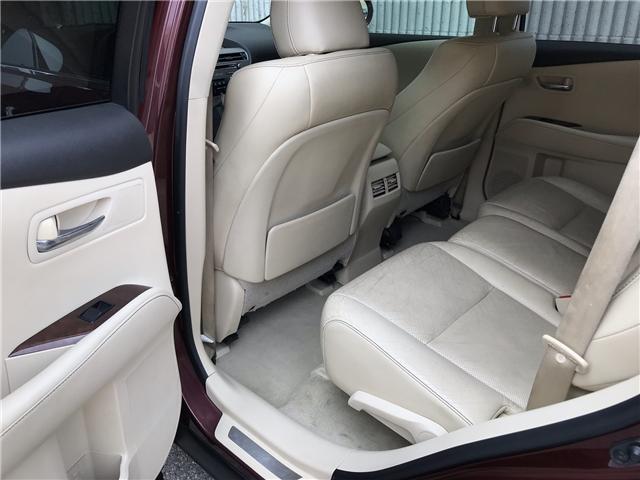 2015 Lexus RX 350 Sportdesign (Stk: 28162A) in Markham - Image 23 of 25