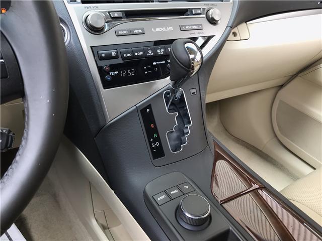 2015 Lexus RX 350 Sportdesign (Stk: 28162A) in Markham - Image 18 of 25