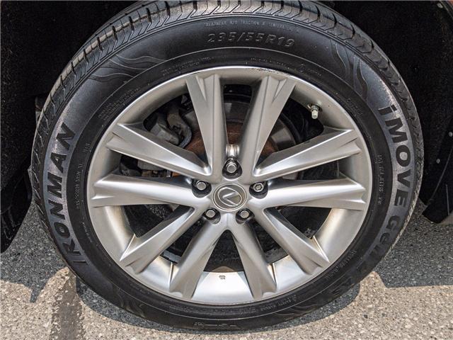 2015 Lexus RX 350 Sportdesign (Stk: 28162A) in Markham - Image 12 of 25