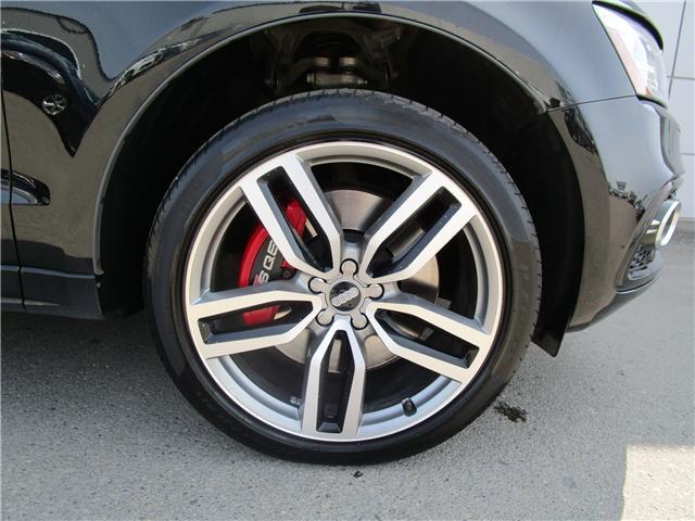 2016 Audi SQ5 3.0T Technik (Stk: 1903151) in Regina - Image 13 of 39