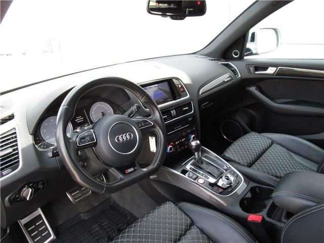 2016 Audi SQ5 3.0T Technik (Stk: 1903151) in Regina - Image 17 of 39