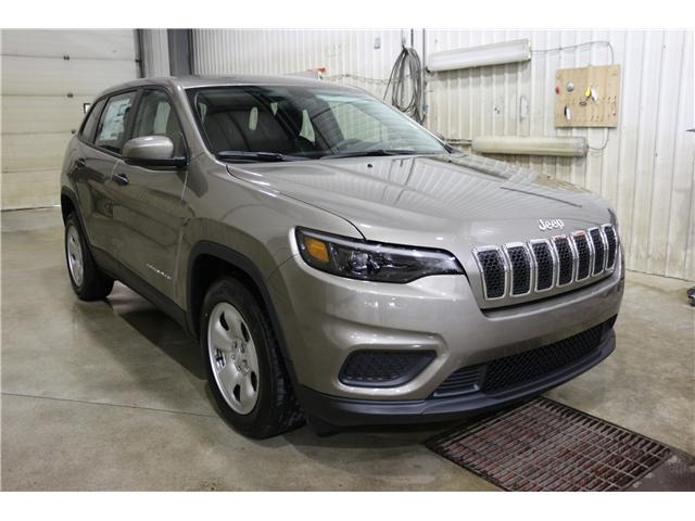 2019 Jeep Cherokee Sport (Stk: KT073) in Rocky Mountain House - Image 3 of 25