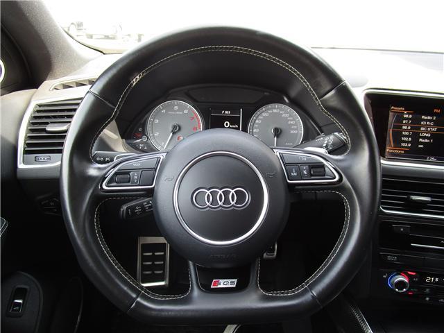 2016 Audi SQ5 3.0T Technik (Stk: 1903151) in Regina - Image 23 of 39