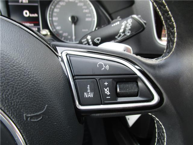 2016 Audi SQ5 3.0T Technik (Stk: 1903151) in Regina - Image 25 of 39