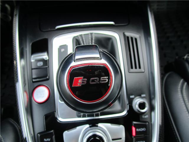 2016 Audi SQ5 3.0T Technik (Stk: 1903151) in Regina - Image 32 of 39