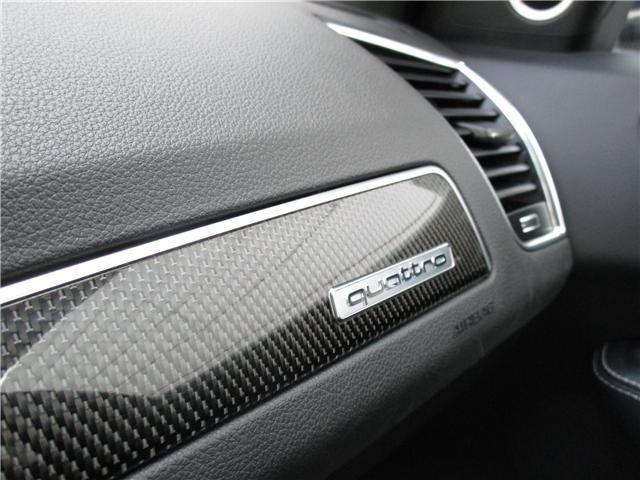 2016 Audi SQ5 3.0T Technik (Stk: 1903151) in Regina - Image 37 of 39