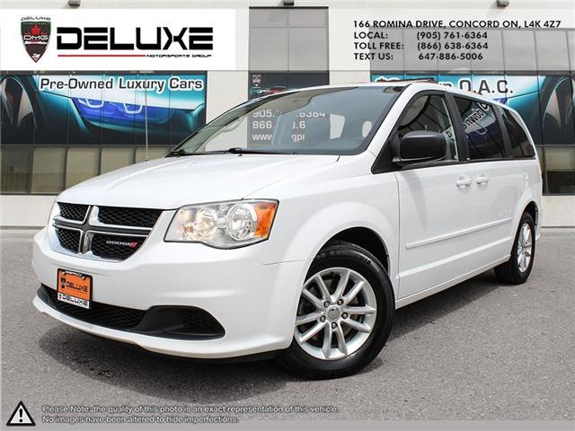 2014 Dodge Grand Caravan SE/SXT (Stk: D0582T) in Concord - Image 1 of 21
