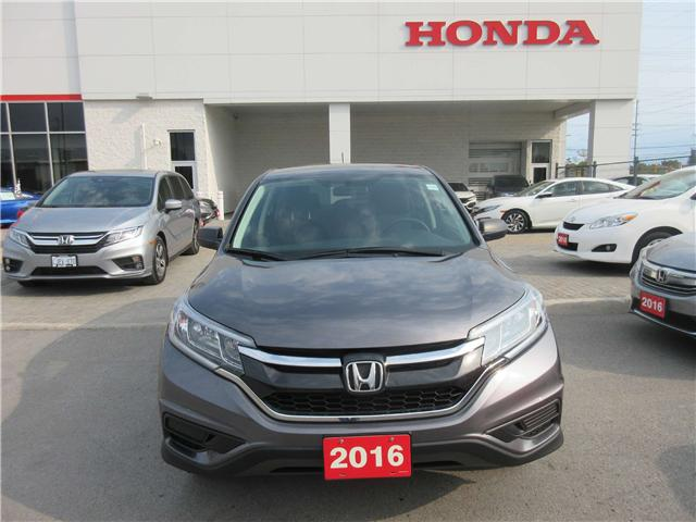 2016 Honda CR-V LX (Stk: 27037L) in Ottawa - Image 2 of 10