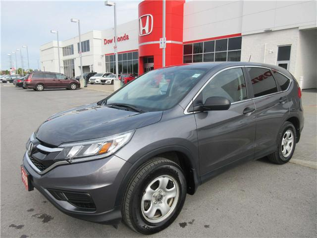 2016 Honda CR-V LX (Stk: 27037L) in Ottawa - Image 1 of 10