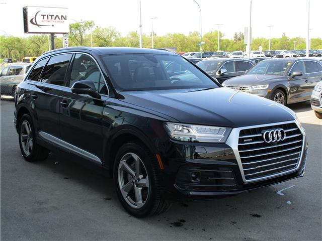 2019 Audi Q7 55 Technik (Stk: 190114) in Regina - Image 8 of 35