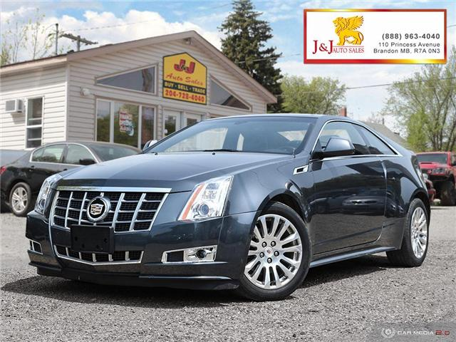2012 Cadillac CTS Performance Collection (Stk: J18116-1) in Brandon - Image 1 of 26