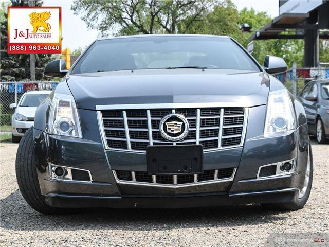 2012 Cadillac CTS Performance Collection (Stk: J18116-1) in Brandon - Image 2 of 26