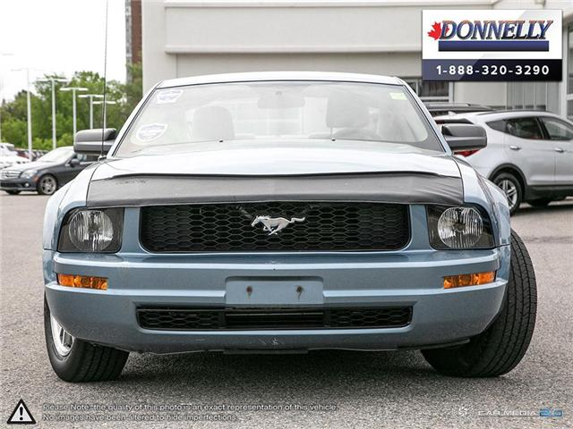 2005 Ford Mustang V6 (Stk: PBWDUR5952C) in Ottawa - Image 2 of 27