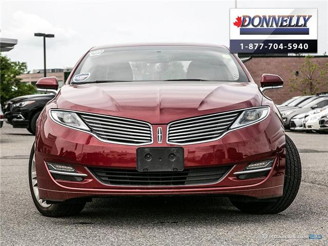2015 Lincoln MKZ Base (Stk: PLDS1122A) in Ottawa - Image 2 of 28