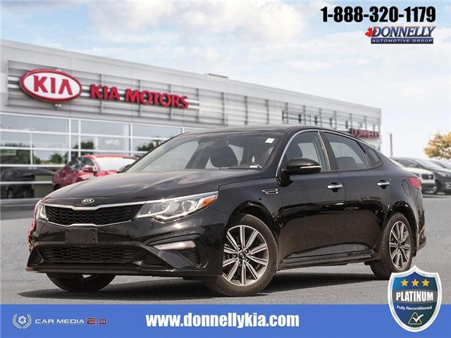 2019 Kia Optima LX+ (Stk: CLKUR2280) in Kanata - Image 1 of 27