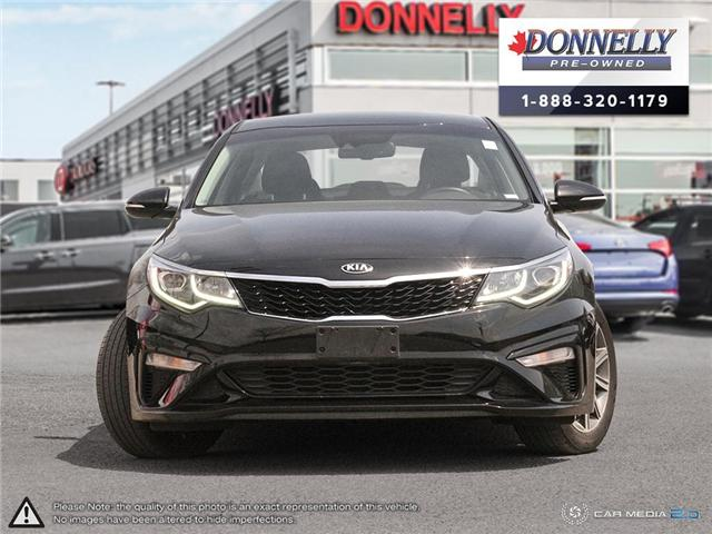 2019 Kia Optima LX+ (Stk: CLKUR2280) in Kanata - Image 2 of 27