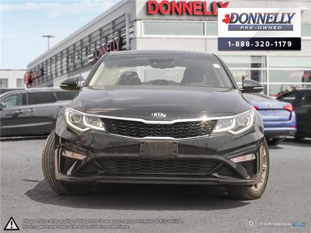2019 Kia Optima LX+ (Stk: CLKUR2281) in Kanata - Image 2 of 28