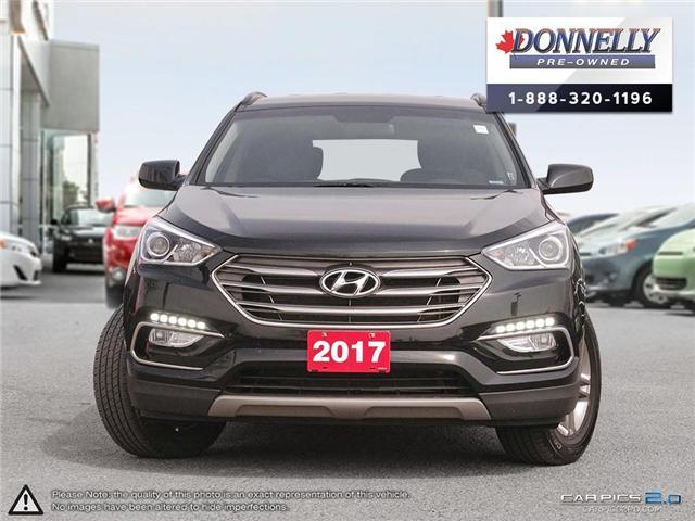 2017 Hyundai Santa Fe Sport 2.4 Base (Stk: CLMR134A) in Kanata - Image 2 of 28