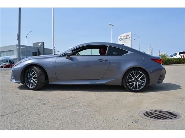 2016 Lexus RC 350 Base (Stk: 126844) in Regina - Image 2 of 37