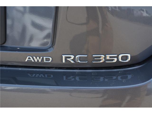 2016 Lexus RC 350 Base (Stk: 126844) in Regina - Image 13 of 37