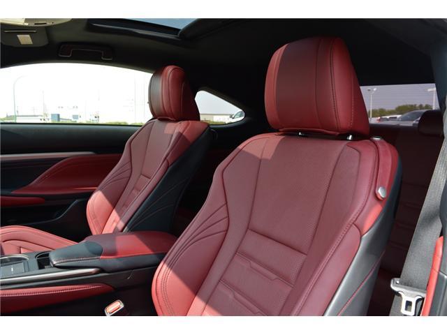 2016 Lexus RC 350 Base (Stk: 126844) in Regina - Image 19 of 37