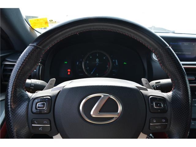 2016 Lexus RC 350 Base (Stk: 126844) in Regina - Image 21 of 37