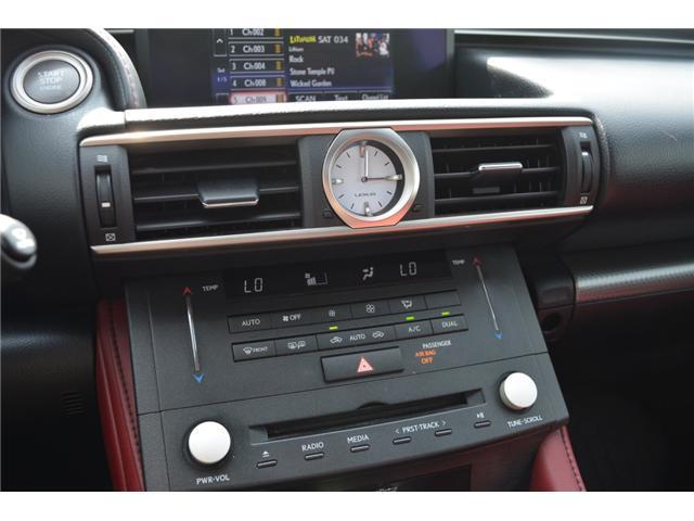 2016 Lexus RC 350 Base (Stk: 126844) in Regina - Image 29 of 37