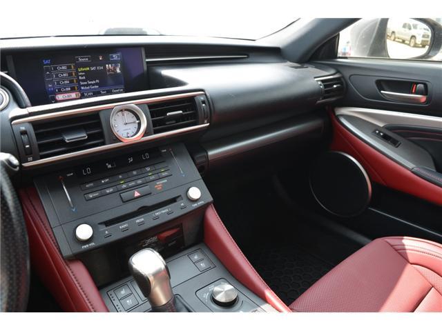 2016 Lexus RC 350 Base (Stk: 126844) in Regina - Image 33 of 37