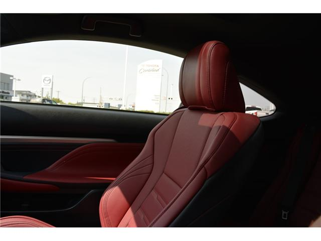 2016 Lexus RC 350 Base (Stk: 126844) in Regina - Image 35 of 37