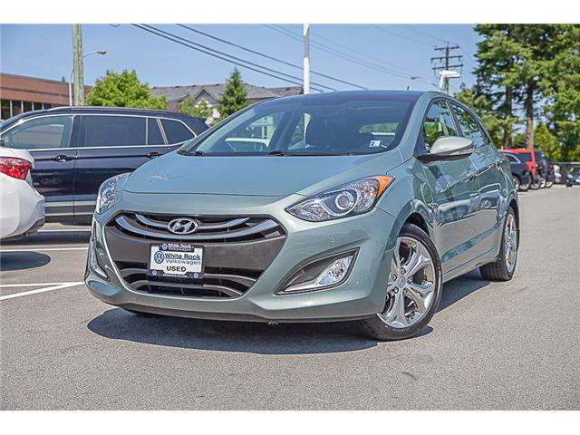 2013 Hyundai Elantra GT SE (Stk: HT020785A) in Vancouver - Image 3 of 26