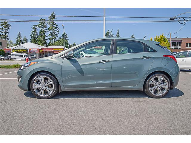 2013 Hyundai Elantra GT SE (Stk: HT020785A) in Vancouver - Image 4 of 26
