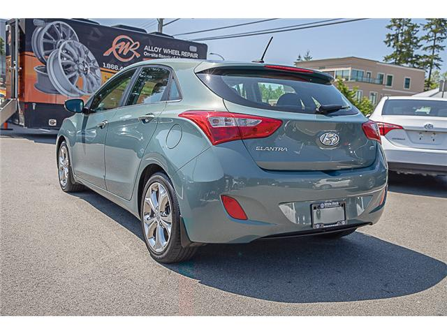 2013 Hyundai Elantra GT SE (Stk: HT020785A) in Vancouver - Image 5 of 26
