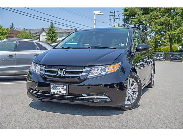 2014 Honda Odyssey EX-L (Stk: KG911785A) in Vancouver - Image 3 of 30