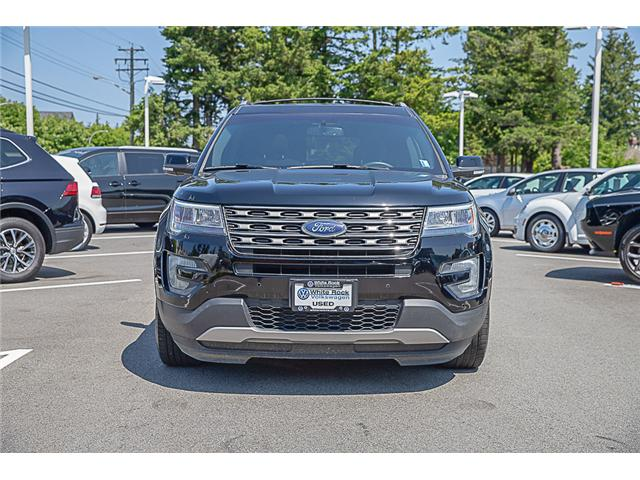 2017 Ford Explorer XLT (Stk: VW0820A) in Vancouver - Image 2 of 28
