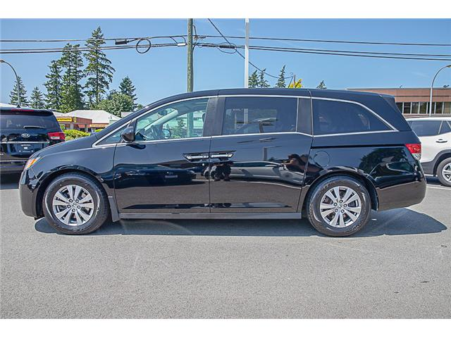 2014 Honda Odyssey EX-L (Stk: KG911785A) in Vancouver - Image 4 of 30