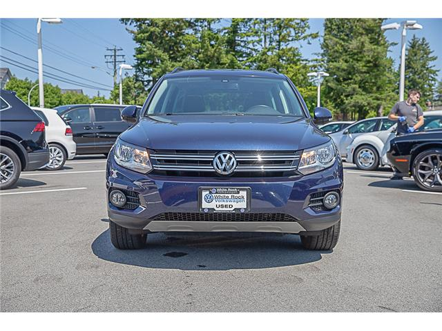 2017 Volkswagen Tiguan Wolfsburg Edition (Stk: VW0840A) in Vancouver - Image 2 of 28