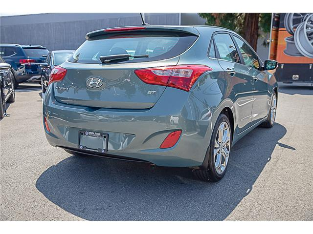 2013 Hyundai Elantra GT SE (Stk: HT020785A) in Vancouver - Image 7 of 26